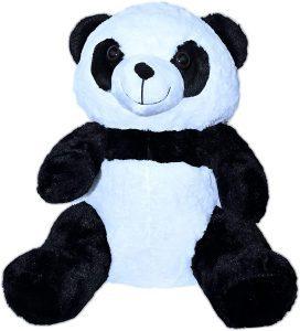 Peluche de oso panda de ML de 45 cm - Los mejores peluches de osos pandas - Peluches de animales