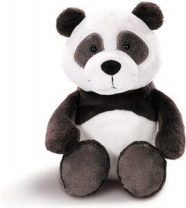 Peluche de oso panda de NICI de 20 cm - Los mejores peluches de osos pandas - Peluches de animales
