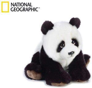 Peluche de oso panda de National Geographic de 18 cm - Los mejores peluches de osos pandas - Peluches de animales