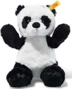 Peluche de oso panda de Steiff de 18 cm - Los mejores peluches de osos pandas - Peluches de animales