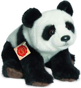Peluche de oso panda de Teddy Hermann de 28 cm - Los mejores peluches de osos pandas - Peluches de animales