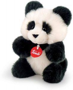 Peluche de oso panda de Trudi de 19 cm - Los mejores peluches de osos pandas - Peluches de animales