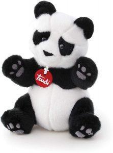 Peluche de oso panda de Trudi de 24 cm - Los mejores peluches de osos pandas - Peluches de animales