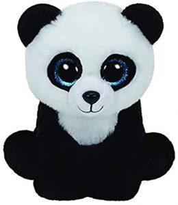 Peluche de oso panda de Ty de 15 cm - Los mejores peluches de osos pandas - Peluches de animales
