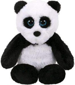 Peluche de oso panda de Ty de 33 cm - Los mejores peluches de osos pandas - Peluches de animales