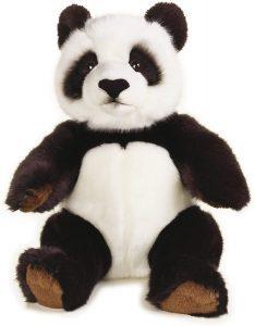 Peluche de oso panda de Venturelli de 26 cm - Los mejores peluches de osos pandas - Peluches de animales