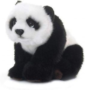 Peluche de oso panda de WWF de 23 cm - Los mejores peluches de osos pandas - Peluches de animales