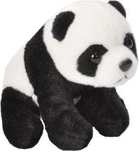 Peluche de oso panda de Wild Republic de 15 cm - Los mejores peluches de osos pandas - Peluches de animales