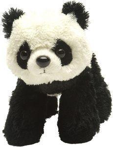 Peluche de oso panda de Wild Republic de 18 cm - Los mejores peluches de osos pandas - Peluches de animales