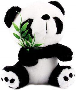 Peluche de oso panda de Yosoo de 15 cm - Los mejores peluches de osos pandas - Peluches de animales
