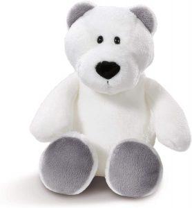 Peluche de oso polar de NICI de 20 cm - Los mejores peluches de osos polares - Peluches de animales