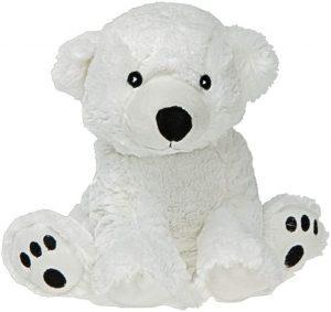 Peluche de oso polar de PELUCHO de 30 cm - Los mejores peluches de osos polares - Peluches de animales