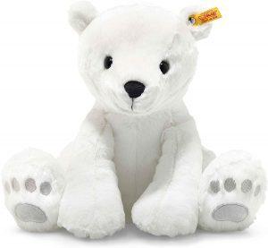 Peluche de oso polar de Steiff de 35 cm - Los mejores peluches de osos polares - Peluches de animales