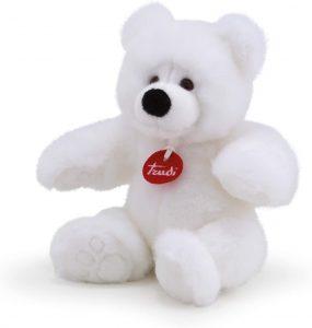 Peluche de oso polar de Trudi de 28 cm - Los mejores peluches de osos polares - Peluches de animales