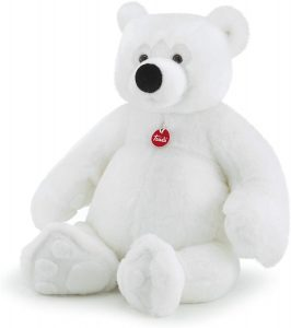 Peluche de oso polar de Trudi de 65 cm - Los mejores peluches de osos polares - Peluches de animales