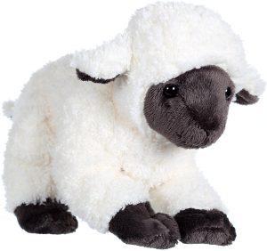 Peluche de oveja beige de Gipsy de 20 cm - Los mejores peluches de ovejas - Peluches de animales