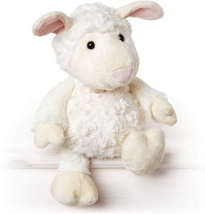 Peluche de oveja de All Creatures de 25 cm - Los mejores peluches de ovejas - Peluches de animales