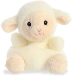 Peluche de oveja de Aurora de 13 cm - Los mejores peluches de ovejas - Peluches de animales