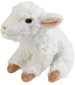 Peluche de oveja de Carl Dick de 19 cm - Los mejores peluches de ovejas - Peluches de animales