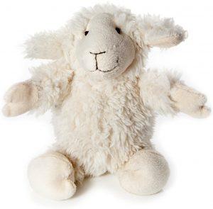 Peluche de oveja de Mousehouse Gifts de 23 cm - Los mejores peluches de ovejas - Peluches de animales