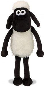 Peluche de oveja de Shaun the Sheep de 20 cm - Los mejores peluches de ovejas - Peluches de animales