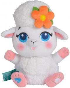 Peluche de oveja de Simba de 30 cm - Los mejores peluches de ovejas - Peluches de animales