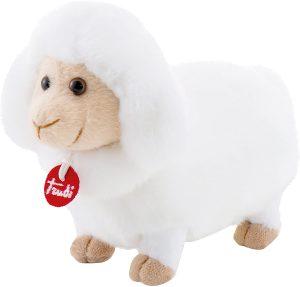 Peluche de oveja de Trudi de 15 cm - Los mejores peluches de ovejas - Peluches de animales