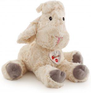 Peluche de oveja de Trudi de 38 cm - Los mejores peluches de ovejas - Peluches de animales