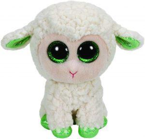 Peluche de oveja de Ty de 15 cm - Los mejores peluches de ovejas - Peluches de animales
