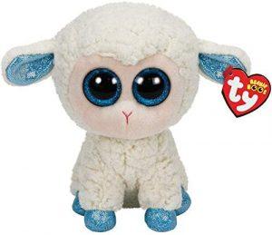 Peluche de oveja de Ty de 24 cm 2 - Los mejores peluches de ovejas - Peluches de animales