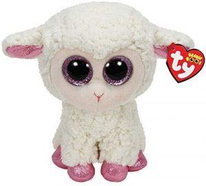 Peluche de oveja de Ty de 24 cm - Los mejores peluches de ovejas - Peluches de animales