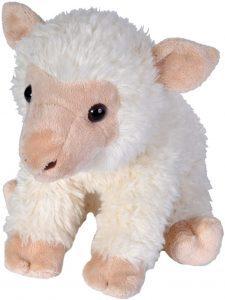 Peluche de oveja de Wild Republic de 30 cm - Los mejores peluches de ovejas - Peluches de animales
