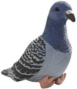Peluche de paloma de Carl Dick de 24 cm - Los mejores peluches de palomas - Peluches de animales
