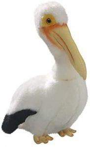 Peluche de pelicano de Carl Dick de 30 cm - Los mejores peluches de pelicanos - Peluches de animales