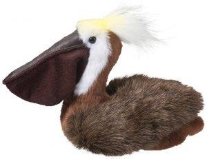 Peluche de pelicano de Douglas Cuddle Toys de 23 cm - Los mejores peluches de pelicanos - Peluches de animales