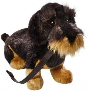 Peluche de perro salchicha de Carl Dick de 30 cm 2 - Los mejores peluches de perros salchicha - Peluches de perros