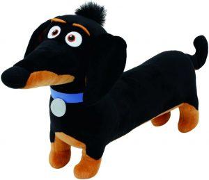 Peluche de perro salchicha de Carletto Ty de 15 cm - Los mejores peluches de perros salchicha - Peluches de perros