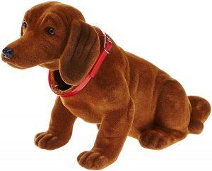 Peluche de perro salchicha de Simba Toys de 27 cm - Los mejores peluches de perros salchicha - Peluches de perros