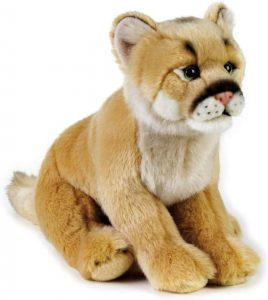 Peluche de puma de National Geographic de 15 cm - Los mejores peluches de pumas - Peluches de animales