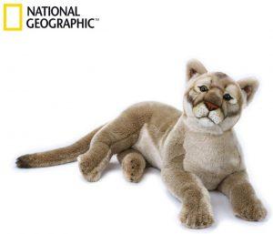 Peluche de puma de Venturelli de 78 cm - Los mejores peluches de pumas - Peluches de animales