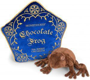 Peluche de rana de chocolate de 36 cm de Harry Potter - Los mejores peluches de ranas - Peluches de Harry Potter