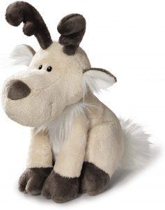 Peluche de reno de NICI de 20 cm - Los mejores peluches de renos - Peluches de animales