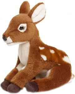 Peluche de reno de WWF de 18 cm - Los mejores peluches de renos - Peluches de animales