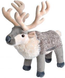 Peluche de reno de Wild Republic de 30 cm - Los mejores peluches de renos - Peluches de animales