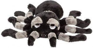Peluche de tarántula de Suki Gifts de 22 cm - Los mejores peluches de arañas - Peluches de animales