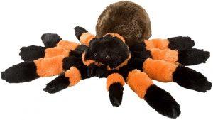 Peluche de tarántula de Wild Republic de 30 cm - Los mejores peluches de arañas - Peluches de animales