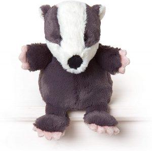 Peluche de tejón de All Creatures de 20 cm - Los mejores peluches de tejones - Peluches de animales