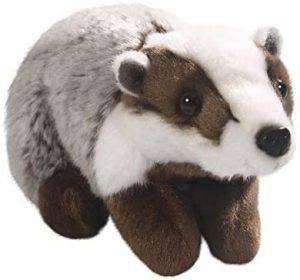 Peluche de tejón de Carl Dick de 17cm - Los mejores peluches de tejones - Peluches de animales