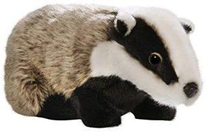 Peluche de tejón de Carl Dick de 24 cm - Los mejores peluches de tejones - Peluches de animales