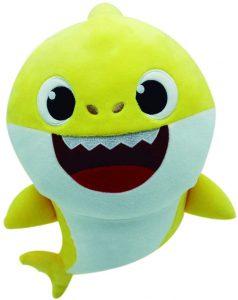 Peluche de tiburón de Baby Shark de 27 cm de Bandai - Los mejores peluches de tiburones - Peluches de animales